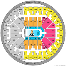 Disney On Ice Seating Chart Oracle Arena Citizens Business Bank Arena Seating Citizen Bank Park