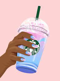 Girly Starbucks Wallpapers - Top Free ...