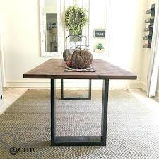 modern dining table rustic modern dining table shanty 2 chic modern round dining table base