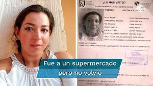 Denuncian desaparición de Belem Solís Pérez en alcaldía Benito ...