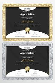 Corporate Certificate Template Fresh Corporate Certificate Template Ai Free Download