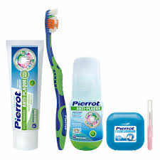 <b>Дорожный набор Pierrot</b> Complete Dental Kit