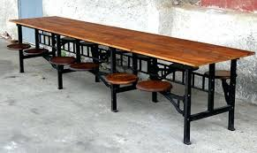 dining room table seats 12 large round dining table seats 8 dining room table size calculator