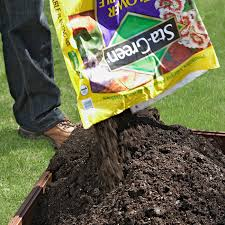 prepare your soil for planting raised garden bed