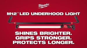 Milwaukee Light Bar Milwaukee M12 Led Underhood Light
