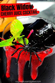 Named for a sea beast of myth and legend, the kraken rum is strong, rich and smooth. Black Widow Cocktail Sugar Spice And Glitter