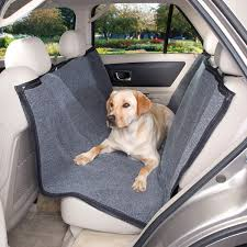 it is time for a water resistant dog seat cover