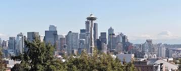 Seattle Cityscape List Of Tallest Buildings In Seattle Wikipedia
