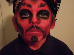 my little devil makeup