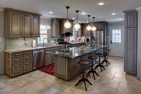 Kitchen Timbergrove Premier Remodeling And Construction - Houston kitchen remodel