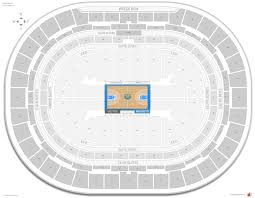 Pepsi Center Seating Chart Nuggets Denver Nuggets Seating Guide Pepsi Center Rateyourseats Com
