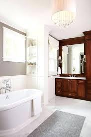 dark brown bathroom wall cabinet gray carpet and dark brown cherry wall cabinet for amazing bathroom