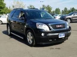 gmc acadia 2008 black. Delighful 2008 Black 2008 GMC Acadia SLT For Sale In Laurel MD With Gmc D