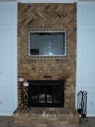 Mantle Without Fireplace Articles With Fireplace No Mantle Ideas Tag Fireplace With No