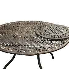 ornate traditional 7 piece bronze