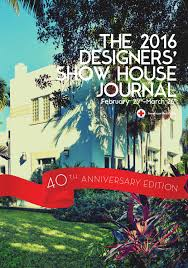 Designer Showhouse Sarasota 2016 Red Cross Designer Show House Journal By Pomp Circ