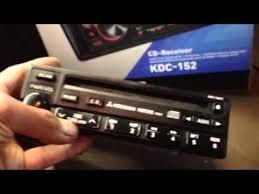 mitsubishi eclipse kenwood kdc radio
