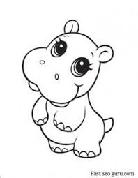 Small Picture big animals eyes coloring pags Cute Baby Animals Coloring Pages