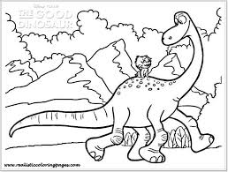 The Good Dinosaur Printable Coloring Pages Vingel