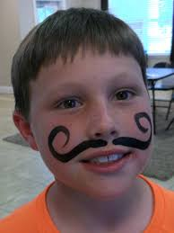 inspiring simple face paint designs for boys ideas before