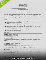 How To Write A Resume With No Experience How To Write Resume For Internship An Effective Cna With No 88
