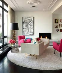 idea round living room rugs or cream round rug for living room interior design these round