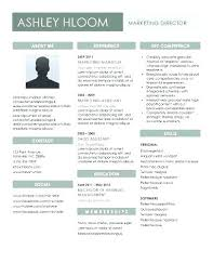 Teaching Resume Template Free Classy Teacher Resume Template Free Sample Contemporary Templates Of