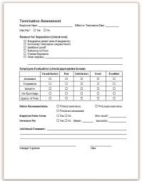 Employment Separation Certificate Form New Employment Separation Letter Luxury Employment Termination Form