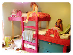 bunk beds girls photo  1