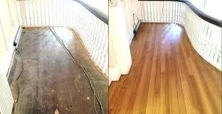 refinishing hardwood floors without sanding. Restoring Hardwood Floors Without Sanding Refinishing How To Refinish