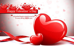 Quotes On Valentines Day Inspiration Happy Valentine Day Quote 48