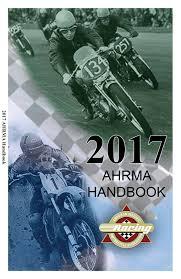 2017 Ahrma Handbook Manualzz Com