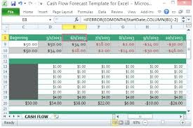 weekly cash flow projection template cash flow excel 3 personal statement template free format weekly