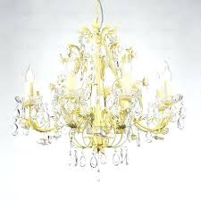 crystal chandelier value