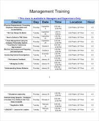 employee schedules templates employee training schedule template 14 free word pdf format