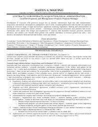 Contract Manager Resume Best Sample Fitness Consultant How Write