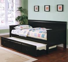 Image of: Trundle Bed Queen