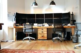 office furniture two person desk. Office At Home Design Interior Person Desk Furniture Two Inside