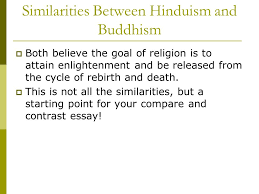 religions of south asia ppt similarities between hinduism and buddhism