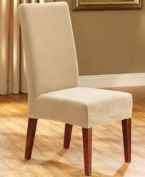 stretch pique slipcovers dining room seat