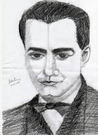 Stars Portraits - Portrait of Lucian Blaga by laura-grigorita - lucian-blaga-by-laura-grigorita%5B43073%5D