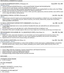 environmental - Sample Associate Attorney Resume