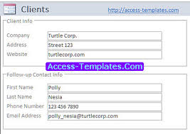 Project Management In Access Microsoft Access Templates Project Management Tracker Database