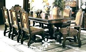 round dining table 8 chairs room seats that tables for formal sets