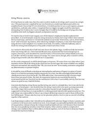 best best college essays ideas application discover why these two real college essays got students in the door of johns hopkins university