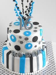 16th Birthday Cake Ideas Boys 12320 Boys 16th Birthday On