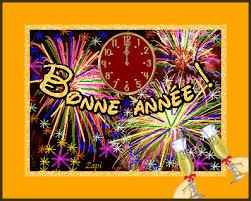 Gif animé gratuit bonne année - Le blog de zapi