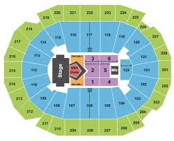 Seating Chart Fiserv Forum Fiserv Forum Tickets In Milwaukee Wisconsin Fiserv Forum