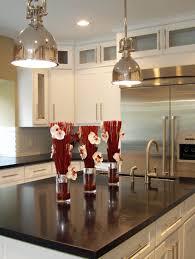 pendant lighting island. Kitchen: Pendant Lighting Island Bar Truck Utilized Espresso Station White Ceramic Tile Floor Rustic Exposed T