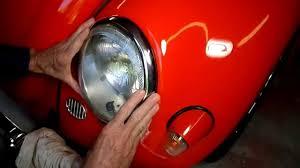 vw beetle headlight wiring harness image early vw beetle headlight bulb replacement on 2007 vw beetle headlight wiring harness